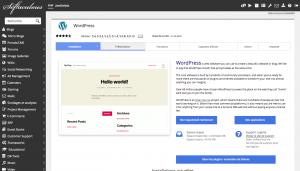 avis O2switch installation wordpress
