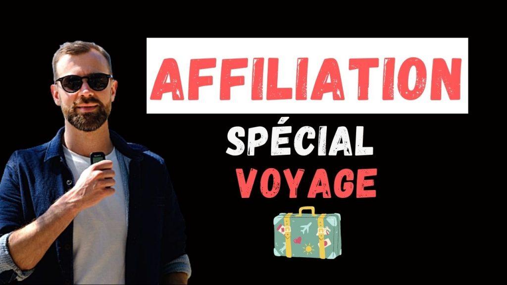 affiliation voyage
