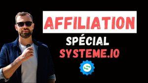 affiliation systeme.io