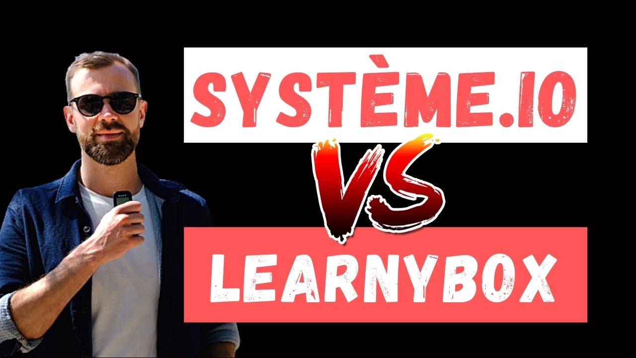 systeme io vs learnybox