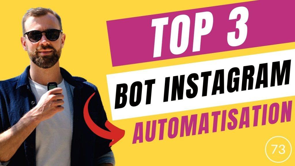 meilleur logiciel automatisation instagram